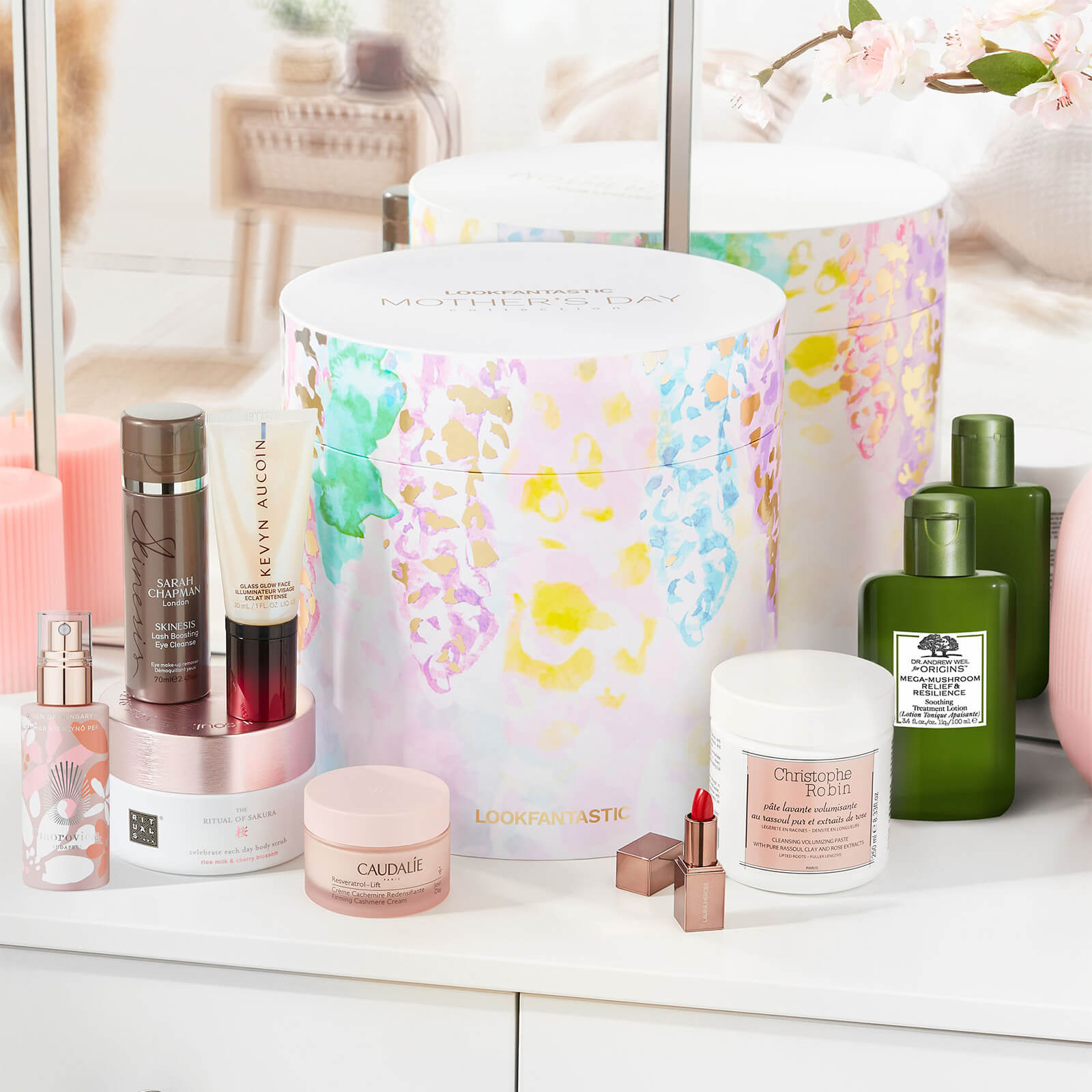 Lookfantastic Mother's Day Collection 2021 Contents Reveal!