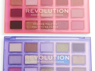 Revolution Reflective Shadow Palette Collection