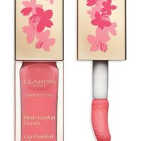 Clarins Cherry Blossom Lip Comfort Oil