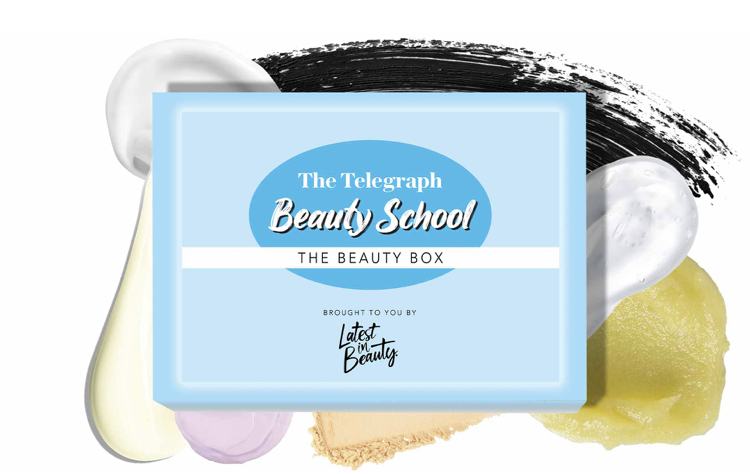 Latest in Beauty Telegraph Beauty School Beauty Box | February 2021