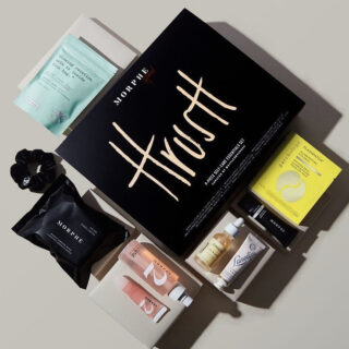 Morphe x Styled By Hrush Haul Self Care Essentials Kit