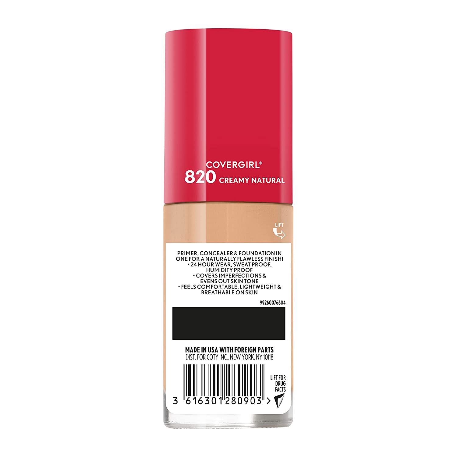 COVERGIRL Outlast Extreme Wear 3-in-1 Foundation