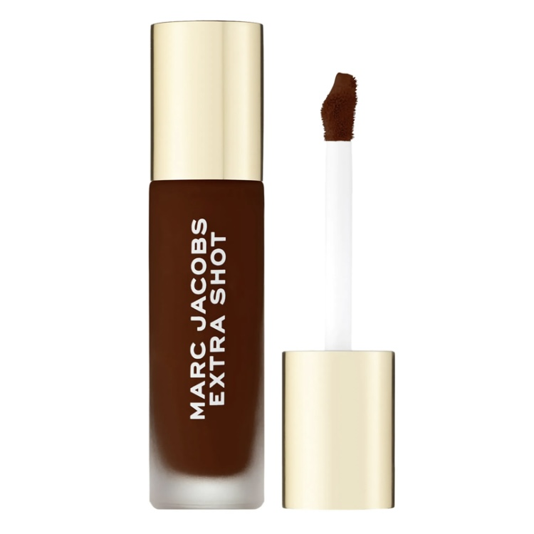 Marc Jacobs Extra Shot Caffeine Concealer and Foundation
