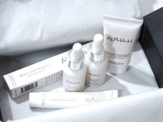 Alpha-H 5-Piece Sample Kit