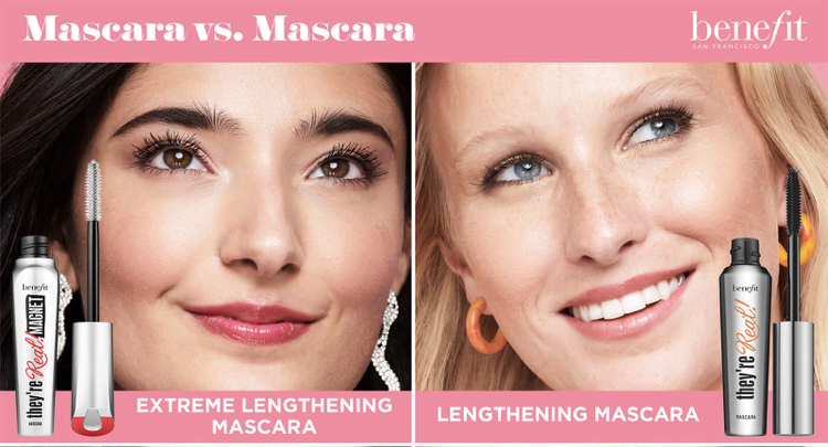 Benefit They're Real Magnet Powerful Lifting Mascara