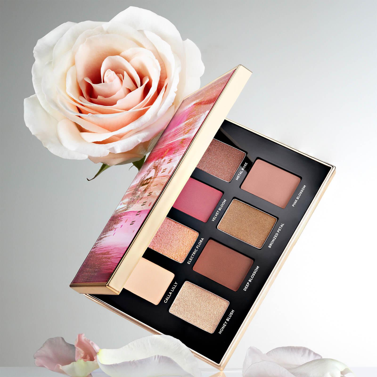 Bobbi Brown Luxe Metal Rose Eyeshadow Palette