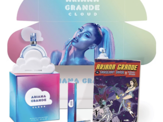 Ariana Grande Cloud Fan Box Set & R.E.M Fan Box Set