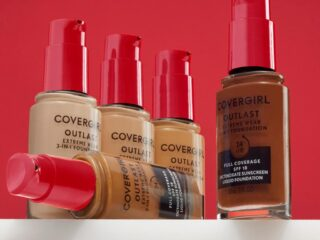 COVERGIRL Outlast Extreme Wear 3-in-1 Foundation Formula, Shades, Stockists + More!