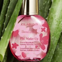 Clarins Cherry Blossom Fix Make-Up Setting Spray