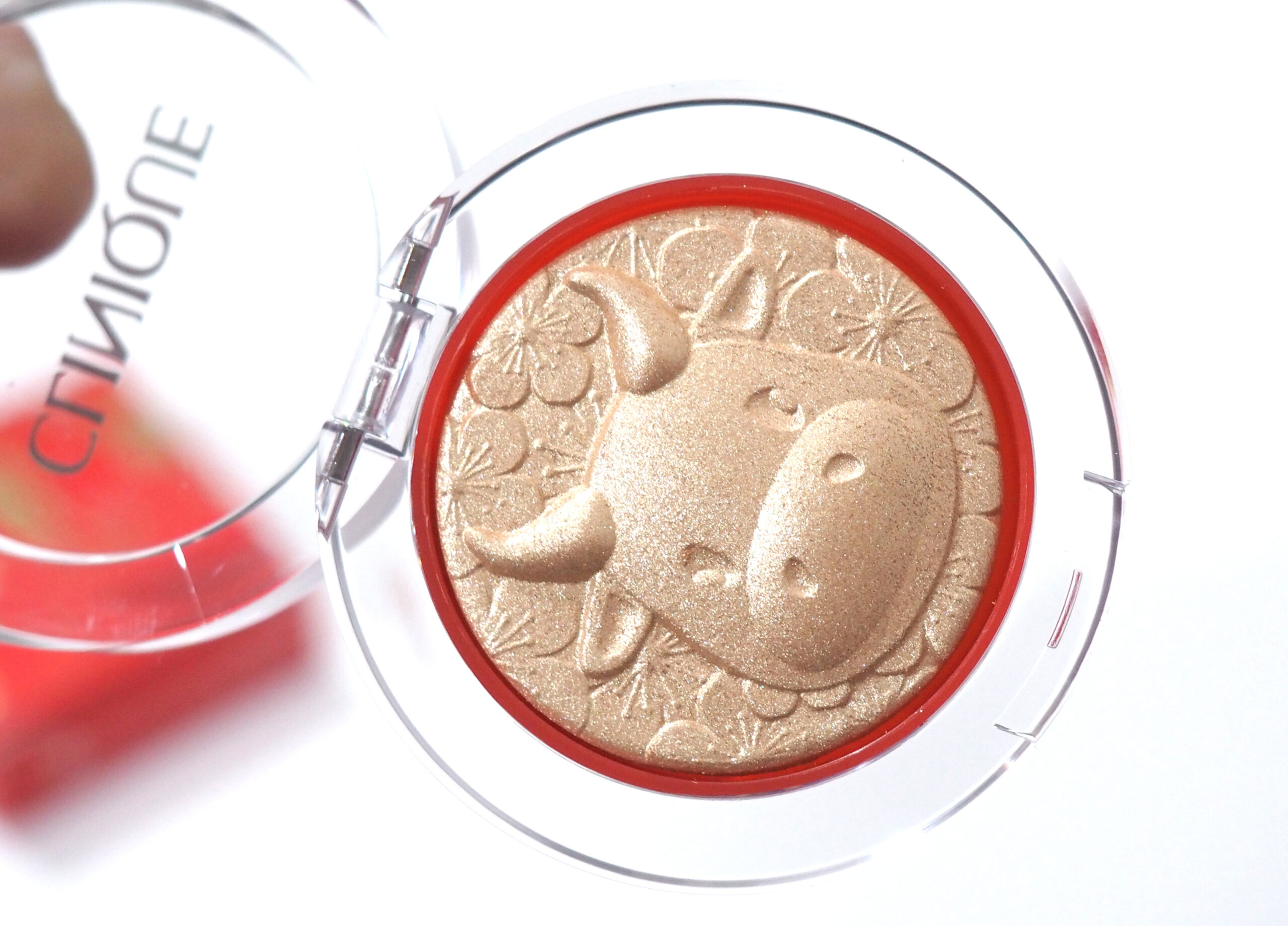 Clinique Gold Celebration Pop Ox Lunar New Year Highlighter Review / Swatches