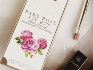 Jouer Cosmetics Bare Rose Lip Kit