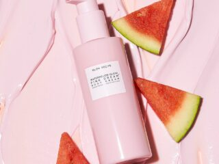Glow Recipe Watermelon Glow AHA Pink Dream Body Cream