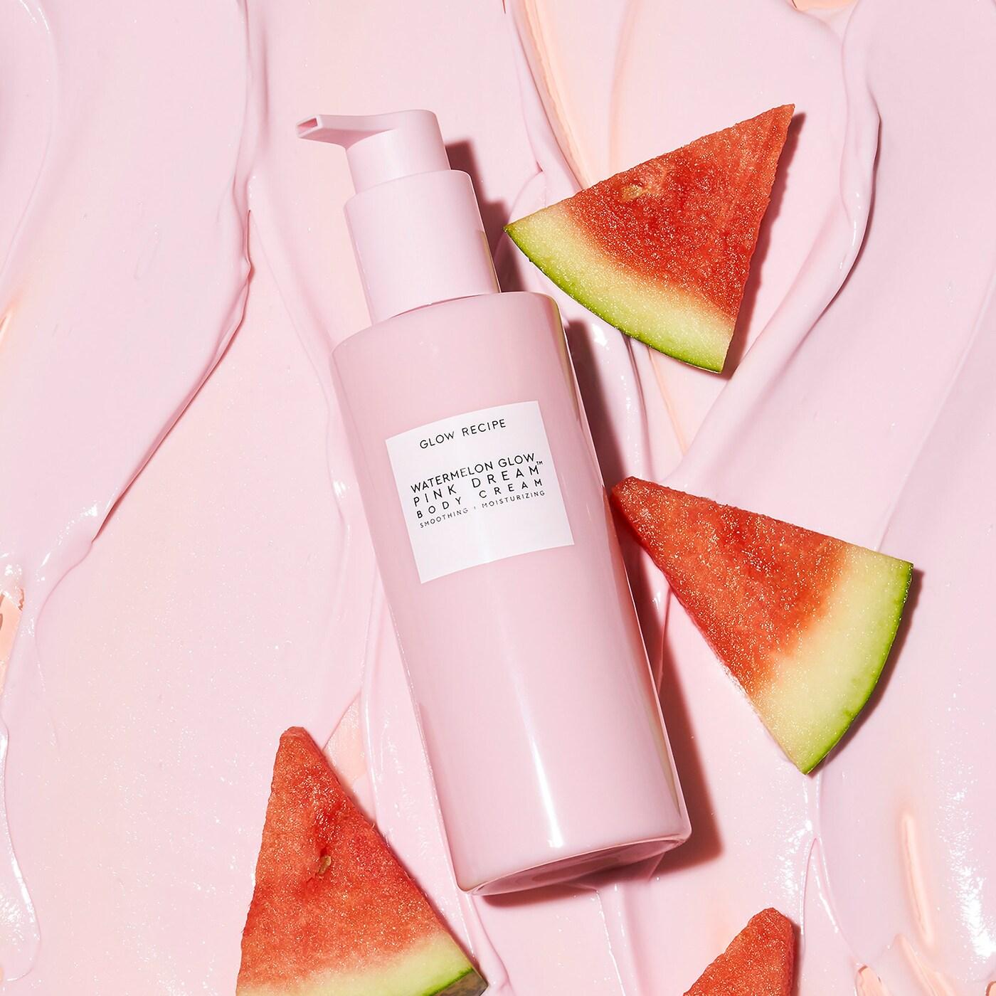 Glow Recipe Watermelon Glow AHA Pink Dream Body Cream