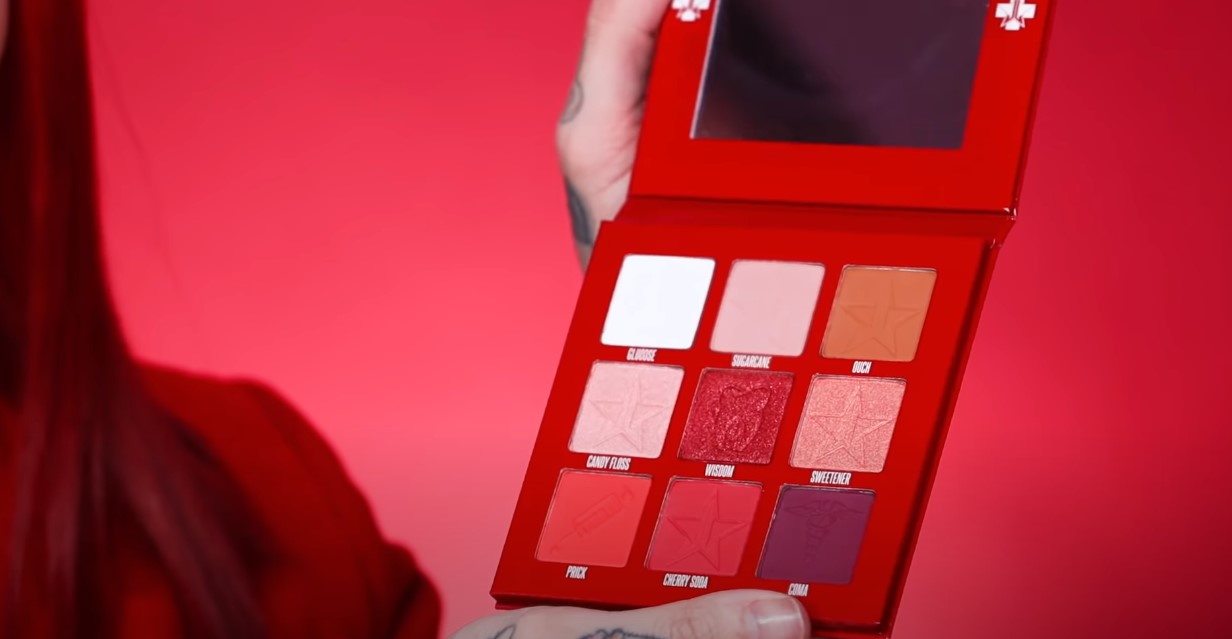 Jeffree Star Mini Blood Money Palette