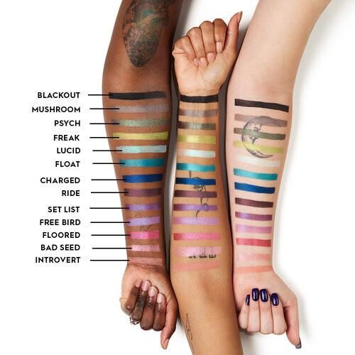 Urban Decay Vegan Eyeshadow Collection Spring 2021