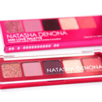 Natasha Denona Mini Love Palette Review and Swatches