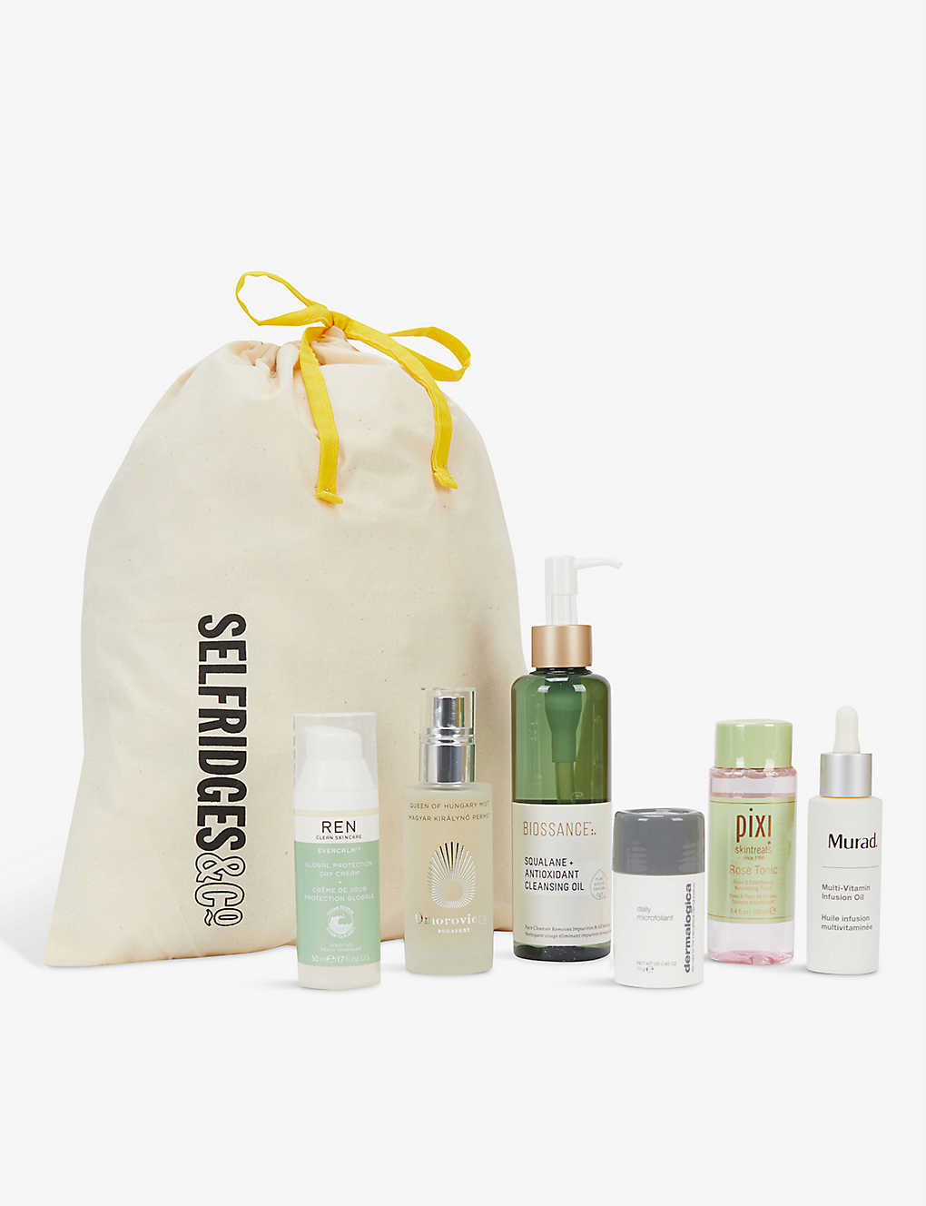 Selfridges Skin Saviours Bundle