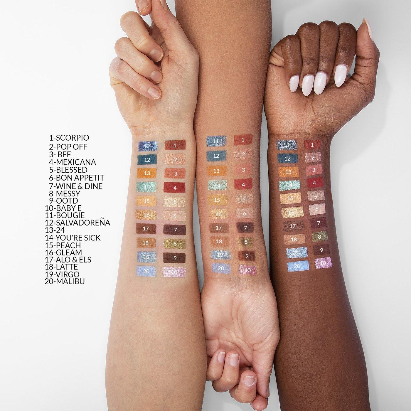 BH Cosmetics BFF Shadow Palette