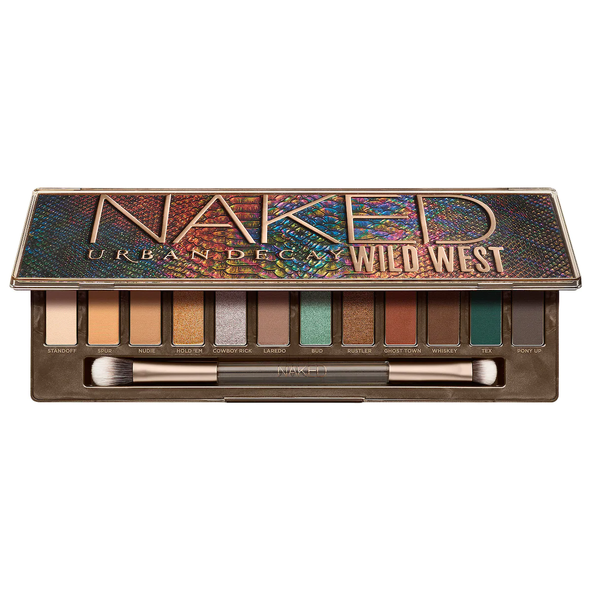Urban Decay Naked Wild West Eyeshadow Palette Reveal!