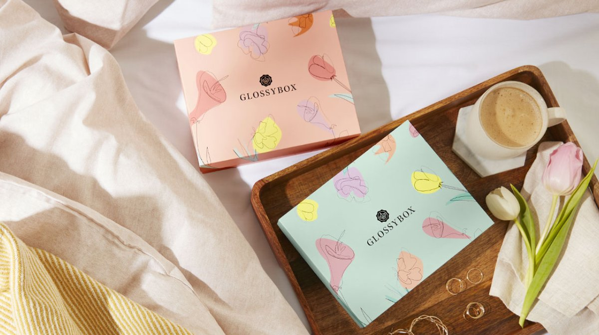 Glossybox Mother's Day Limited Edition Beauty Box 2021