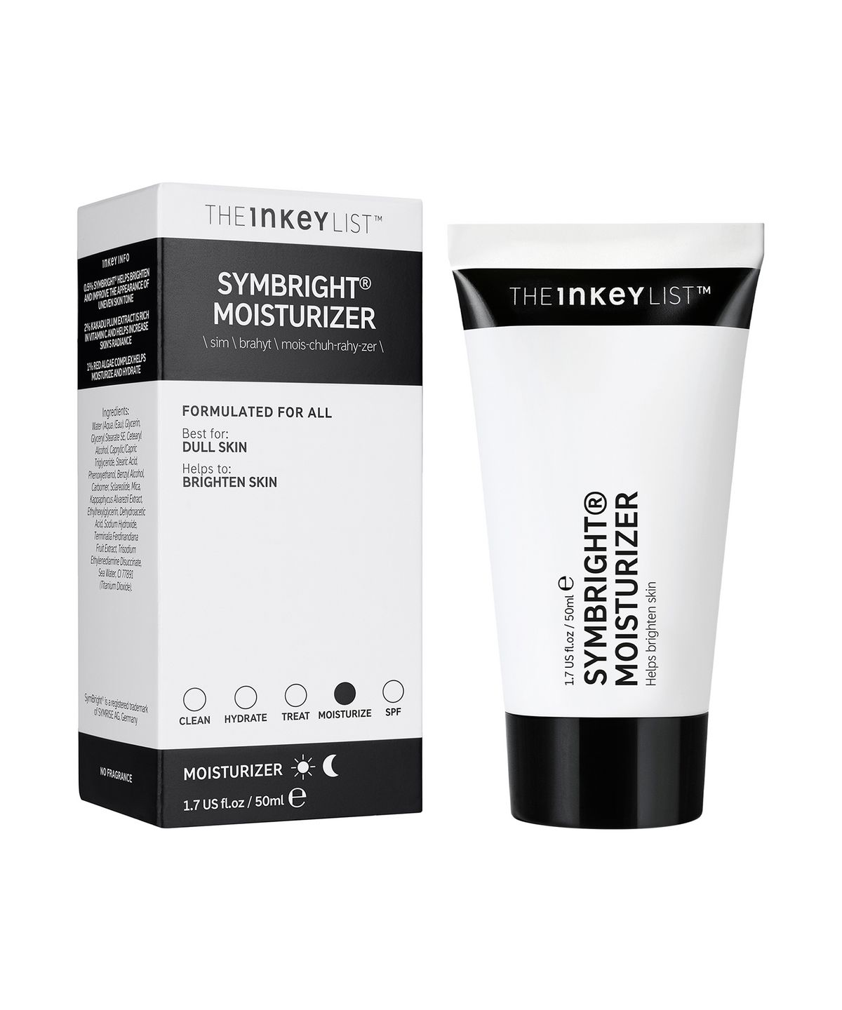 The Inkey List Symbright Moisturizer