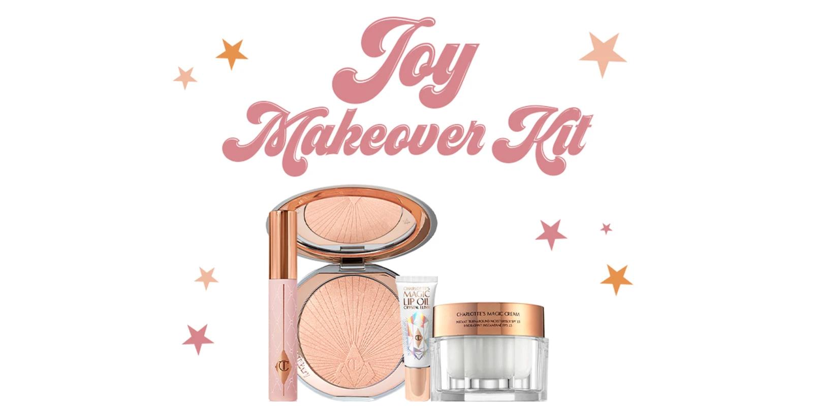 Charlotte Tilbury Charlotte's Joy Makeover Kit