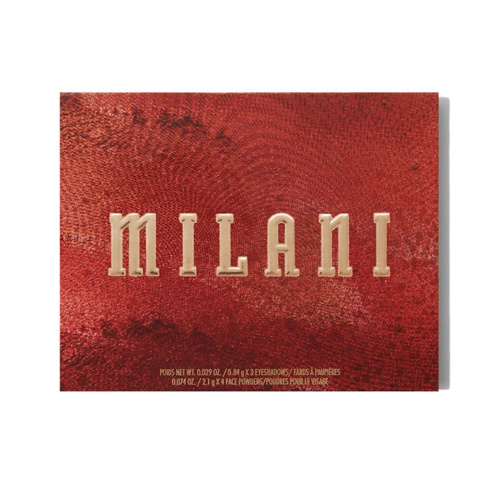 Milani All Inclusive Eye, Cheek & Face Palette