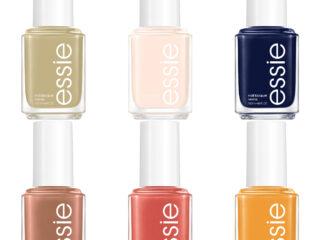Essie Spring Trends 2021 Collection