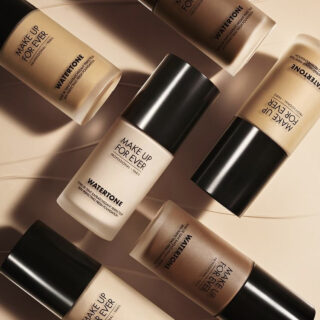 Makeup Forever Watertone Skin Perfecting Fresh Foundation