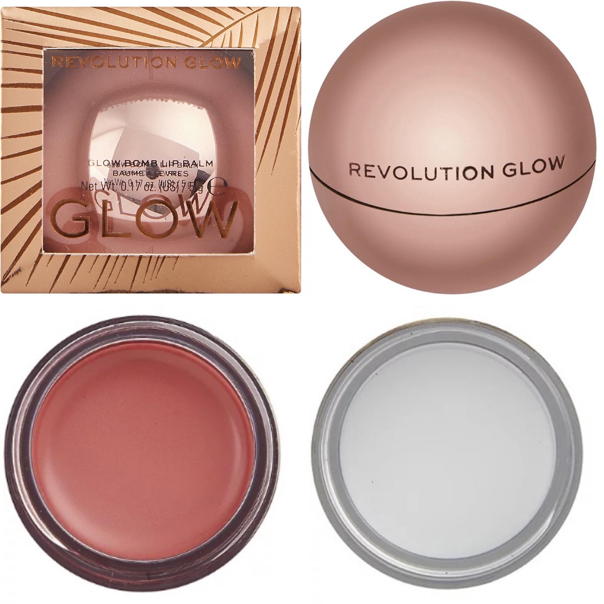 Revolution Glow Bomb Lip Balm