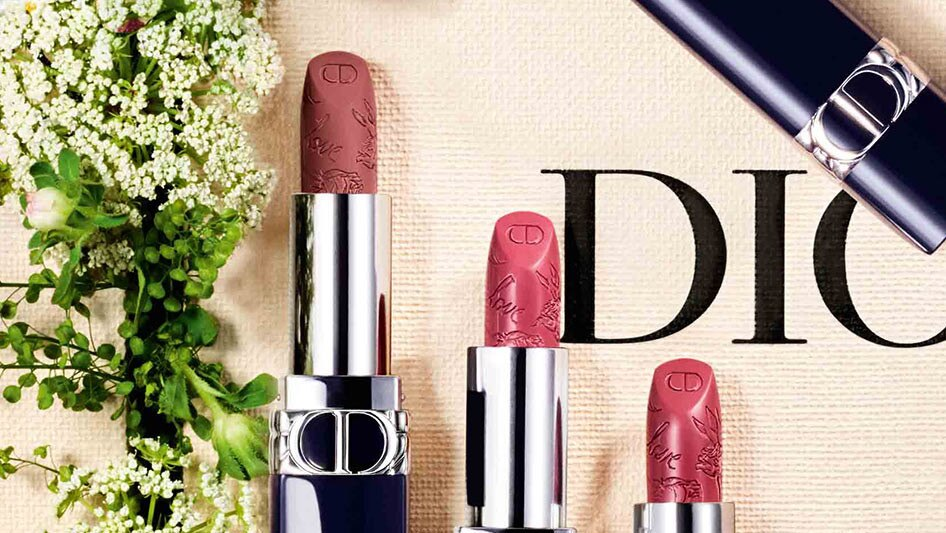 DIOR Rouge Dior Mother's Day Lipstick Collection 2021