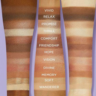 Tarte Lid Laugh Love Amazonian Clay Eyeshadow Wardrobe