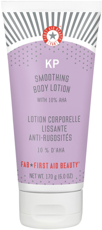 First Aid Beauty KP Smoothing Body Lotion with 10% AHA