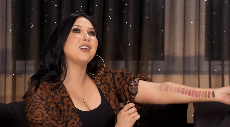 Jaclyn Hill Cosmetics Be Poutspoken Lip Collection