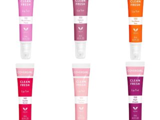 Covergirl Clean Fresh Lip Tint Collection