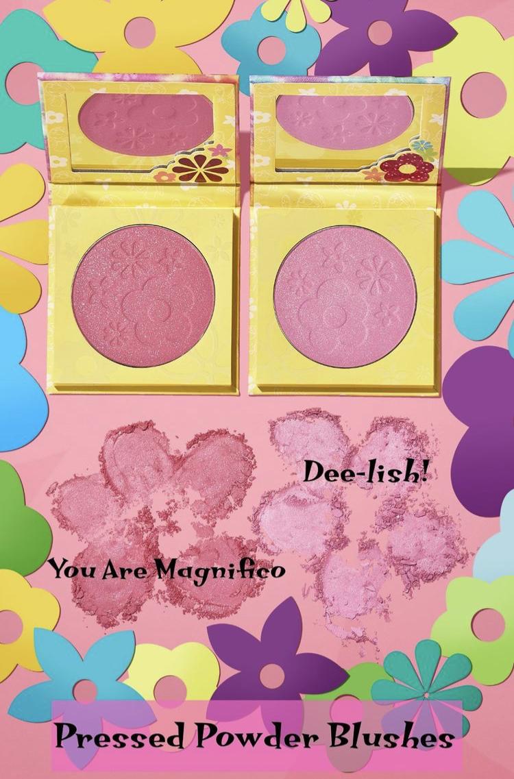 ColourPop x Disney Lizzie McGuire Collaboration