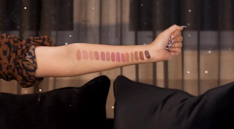 Jaclyn Cosmetics Be Poutspoken Lip Collection