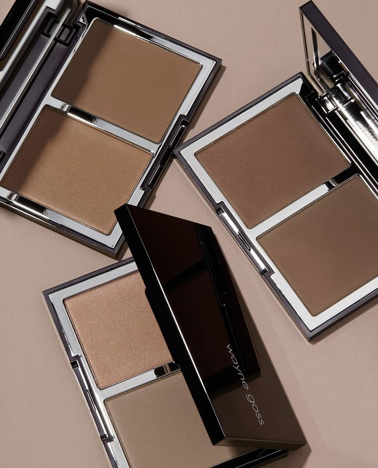 Wayne Goss Cosmetics Radiance Boosting Face Palettes