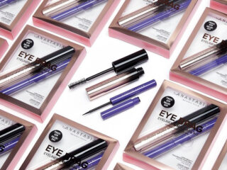 Anastasia Beverly Hills Eye Brag Eyeliner + Mascara Set