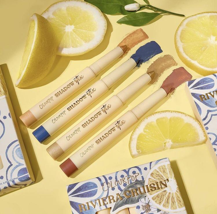 ColourPop Limoncello Collection