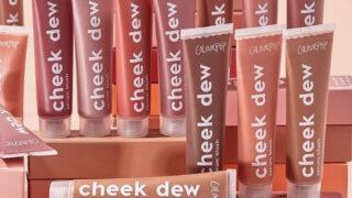 ColourPop Cheek Dew Serum Blush Collection