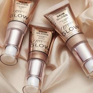 Revolution Glow Face & Body Gloss Illuminator