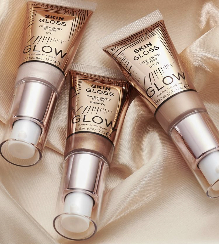 Revolution Glow Face & Body Gloss Illuminator