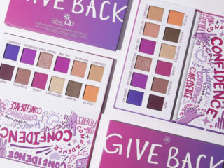 BH Cosmetics Give Back Shadow Palette