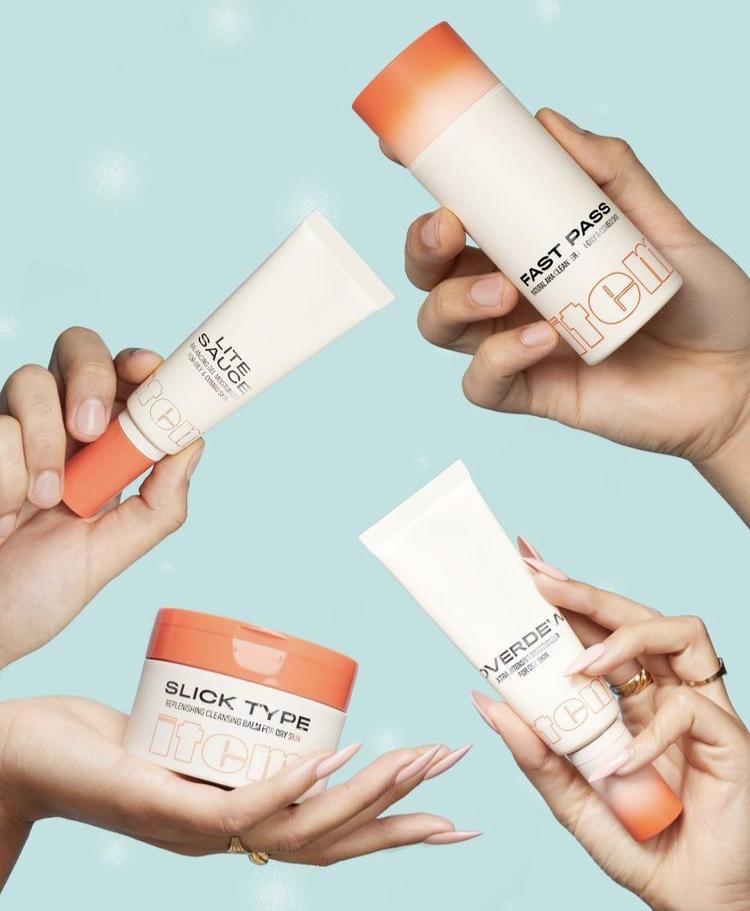 ITEM Beauty Skincare Launch!
