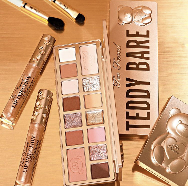 Too Faced Teddy Bare It All Eye Shadow Palette