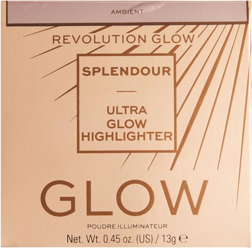Revolution Glow Splendour Ultra Glow Highlighter