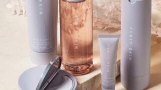 Fenty Skin Vault 5-Piece AM + PM Skincare Set