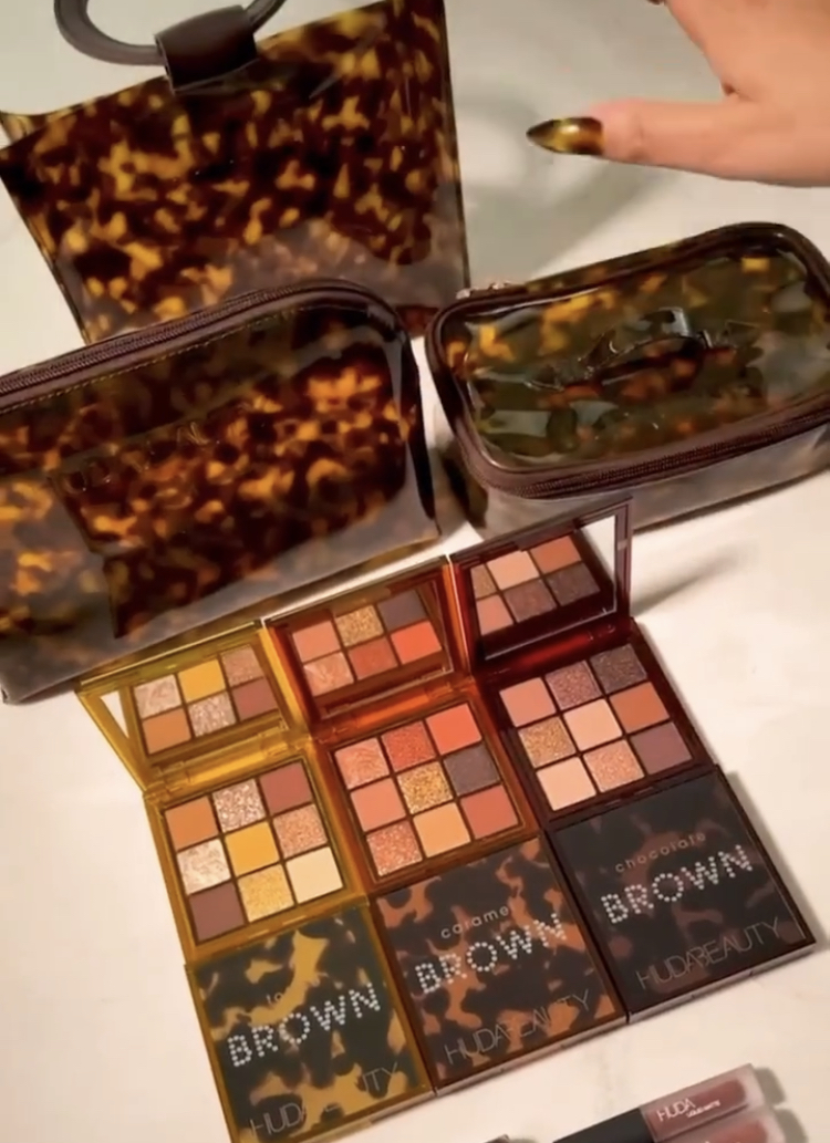 Huda Beauty Brown Obsessions Palettes Collection