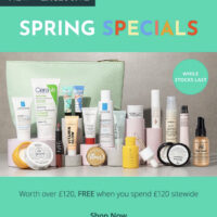 Feelunique Spring Specials Beauty Bag GWP